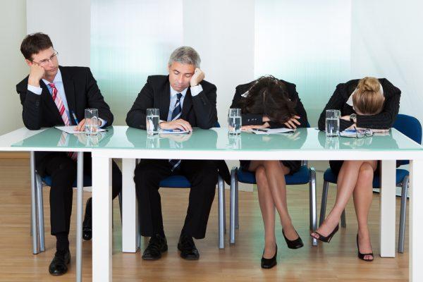 организация совещания
